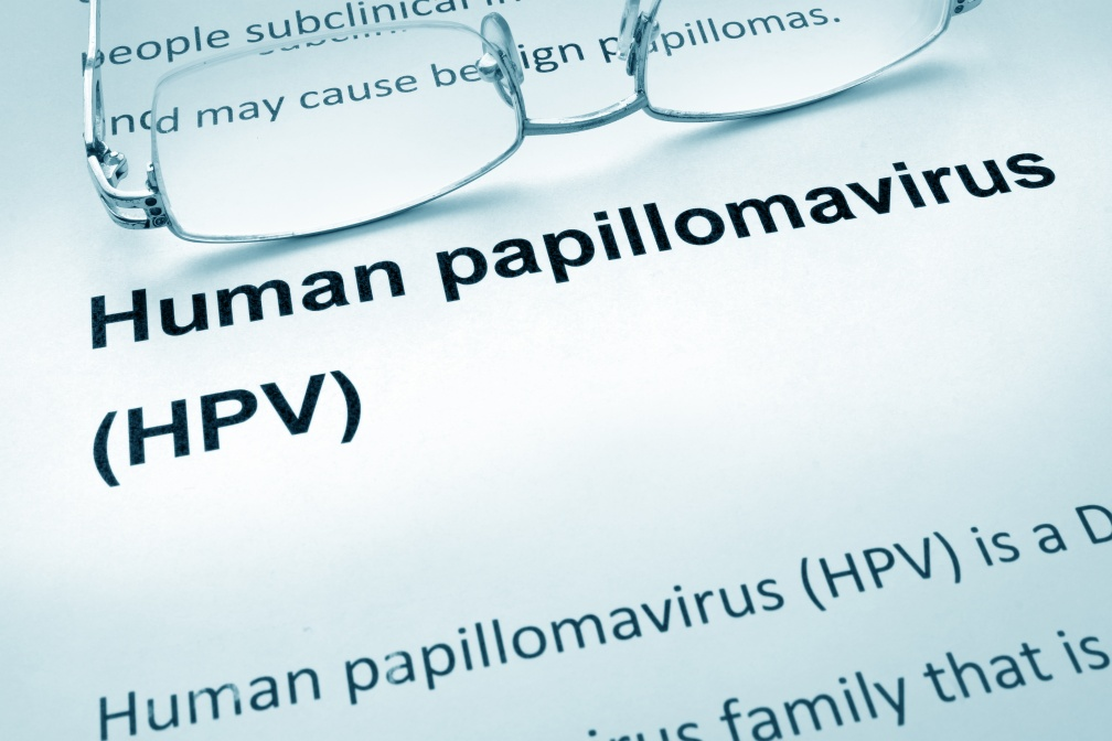 HPV Cervical. iStock-521047460